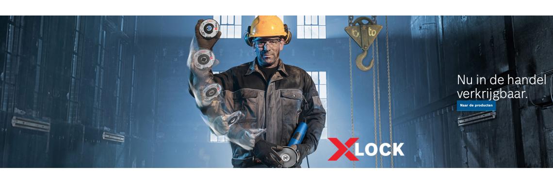 X-LOCK voor alle toepassingen