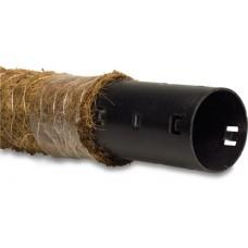 DRAINAGEBUIS PVC-U 65 MM KLIKMOF X GLAD GEEL 50M TYPE GEPERFOREERD, OM