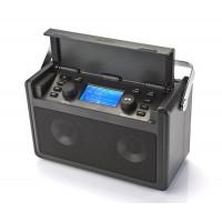 AUDISSE - SHIRUDO ANTRACIET WIFI INTERNET RADIO - DAB+ - FM STEREO RDS