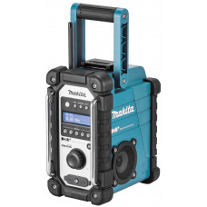 MAKITA BOUWRADIO FM/AM DAB/DAB+ BLUETOOTH DMR112