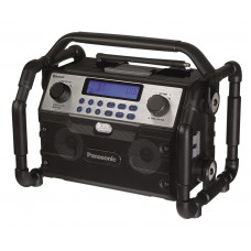 DRAAGBARE RADIO DUAL VOLTAGE 14,4V / 18V
