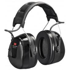 3M™ PELTOR™ WORKTUNES™ PRO HEADSET MET FM-RADIO, 32 DB, HOOFDBAND, HRX
